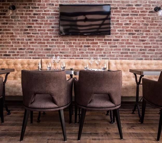 Le Restaurant - La Manhattan - Restaurant Escale Borely Marseille